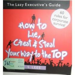 Livro The Lazy's...