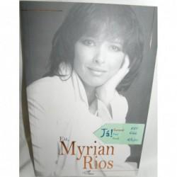 Livro Eu, Myriam Rios