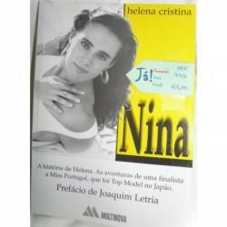 Livro Nina A história de...