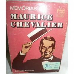 Livro Memórias de Maurice...