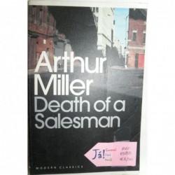 Livro em Inglês Death of a...