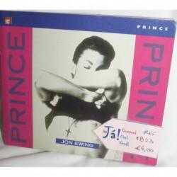 Livro Prince em formato de CD