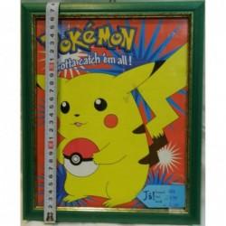 Quadro Pokémon Pikachu