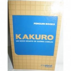 Livro Kakuro