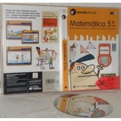 CD-ROM Educativo Matemática...