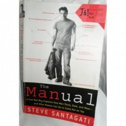 Livro em Inglês The Manual...