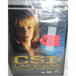 DVD CSI Las Vegas -...