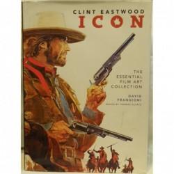 Livro Clint Eastwood ICON