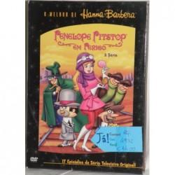 DVD SÉRIE Penélope Pitstop...