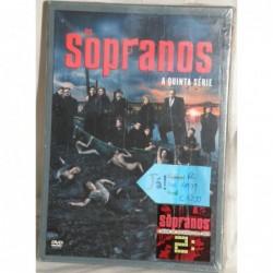 DVD SÉRIE 5 Os Sopranos