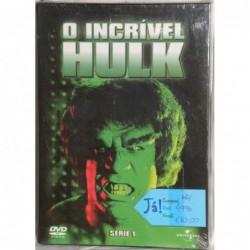DVD SÉRIE 1 O Incrível Hulk