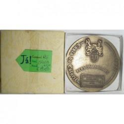 Medalha Comemorativa com Caixa