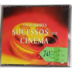Os Maiores Sucessos Do Cinema