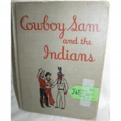 Livro Cowboy Sam and the...