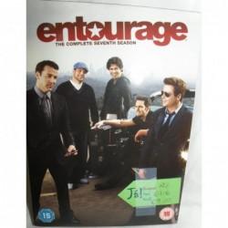 DVD SÉRIE 7 Entourage