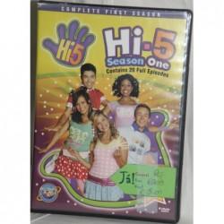 DVD SÉRIE 1 HI-5
