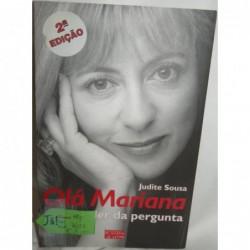 Livro Olá Mariana