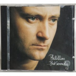 Phill Collins, But Seriously