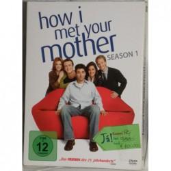 DVD SÉRIE 4 How I Met Your...