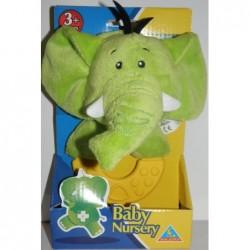 Mordedor para Bébé Elefante