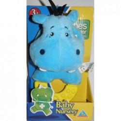 Mordedor para Bébé Hipopótamo