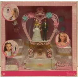 Casamento Dos Sonhos Da Barbie