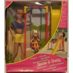 Barbie & Shelly vão ao Parque