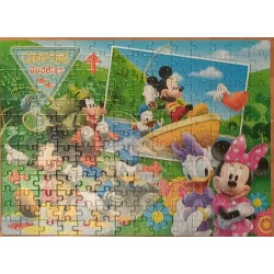 Puzzle 180 peças Mickey...
