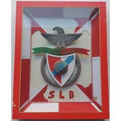 Quadro Artesanal SLB 30 X 38cm