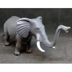 Elefante que faz sons