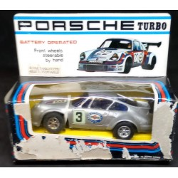 Porsche Turbo com caixa...