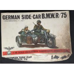 German Side-car B.M.W.R/75