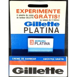 Pack 3 Lâminas Gillette...