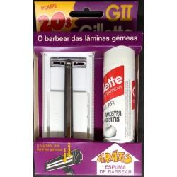Pack Gillette GII
