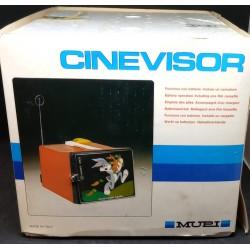 Cinevisor Mupi