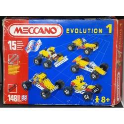 Meccano Evolution 1 Incompleto