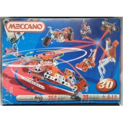 Meccano 7530 Incompleto