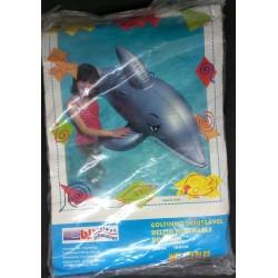 Golfinho insuflável