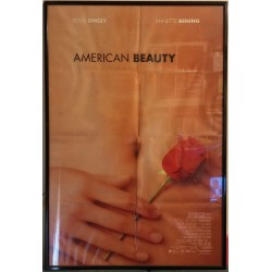 Poster de cinema American...