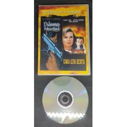 DVD com 2 filmes: Dilema...