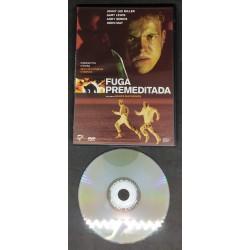 DVD Fuga Premeditada