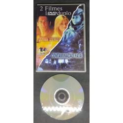 DVD com 2 filmes: Zona Zero...