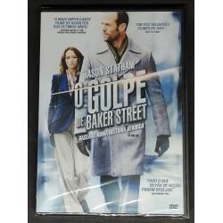 DVD O Golpe de Baker Street...