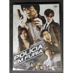 DVD Polícia em Fúria