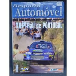 Desporto Automóvel especial...