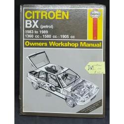 Citroen BX Owners Workshop...