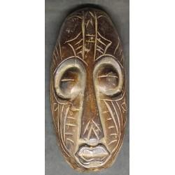 Pequena máscara de Madeira
