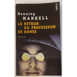 Henning Mankell Le Retour...