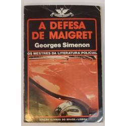 Georges Simenon A Defesa de...