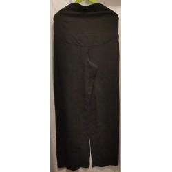 Calças grávida em preto L